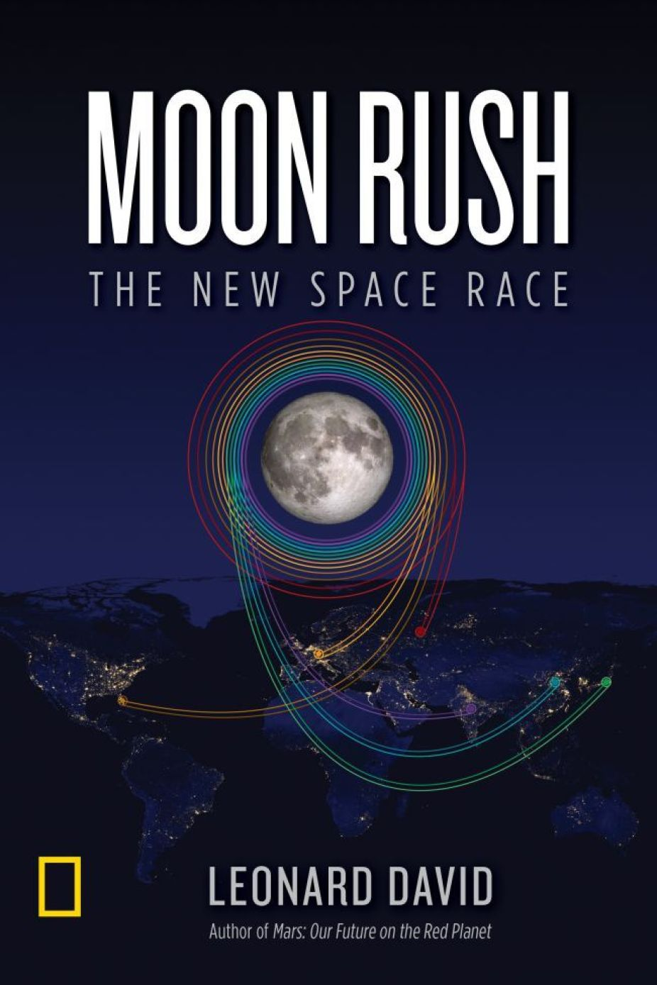 Opening Up the Moon: Q&A with 'Moon Rush' Author Leonard David 4