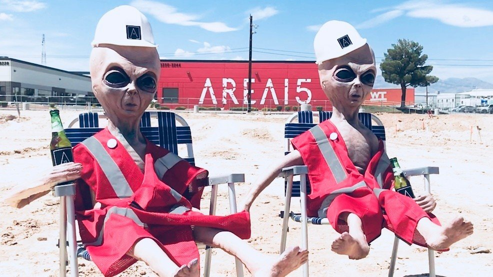 Area 51 Raid Will Be 'Live Streamed'. Nearly 2,000,000 Are Going 91