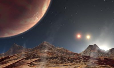 Exoplanet With 3 Suns a Great Site to Search for Alien Life 89