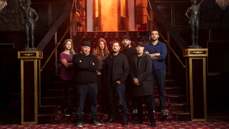 Ghost Hunters is coming back to our TV screens 4