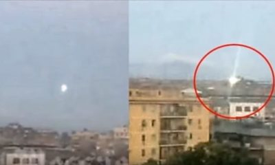 Theorists Claim Glowing Orb Over Rome May Be Alien Technology 86