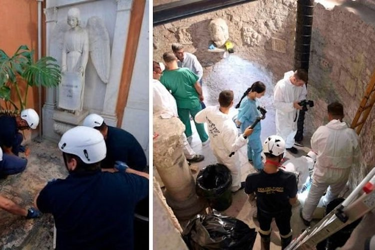 Thousands of Bones From Dozens of Humans Discovered at Vatican in Search for Missing Teen 18