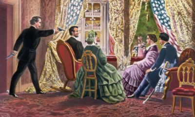 The Mystery Surrounding Abraham Lincoln's Assassination 104