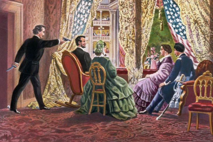 The Mystery Surrounding Abraham Lincoln's Assassination 1