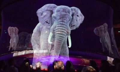 """Circus Uses """"Cruelty Free"""" Animal Holograms Instead Of Live Animals 86"""