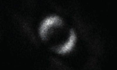 The first photograph of quantum entanglement has been captured 91