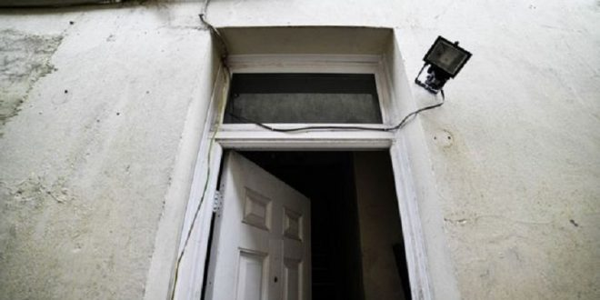 House abandoned by its owners because they hear screaming from the basement 21