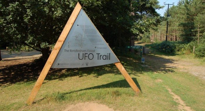 US Serviceman Comes Forward about the UFO Incident at Rendlesham 1