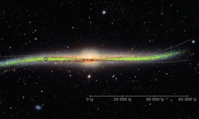 Milky Way galaxy is warped and twisted, not flat 107