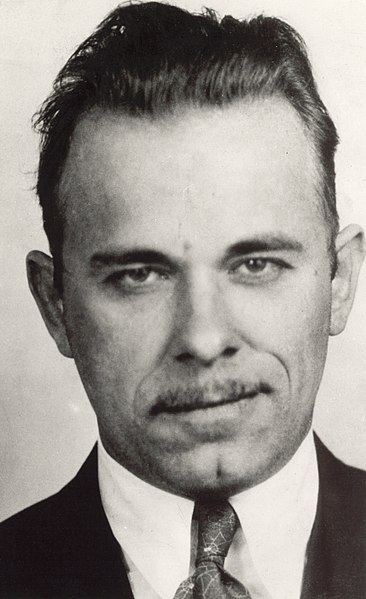 Mysterious Exhuming of John Dillinger's Grave May Disturb His Ghost 92