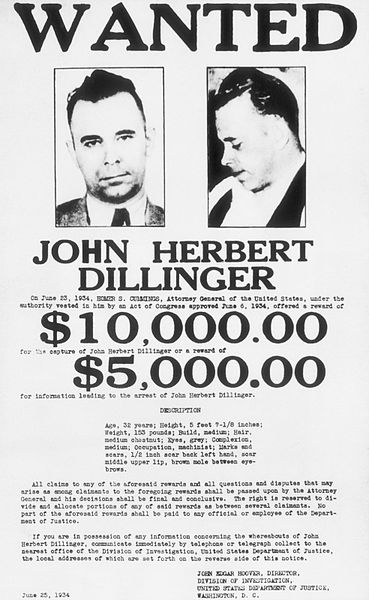 Mysterious Exhuming of John Dillinger's Grave May Disturb His Ghost 91