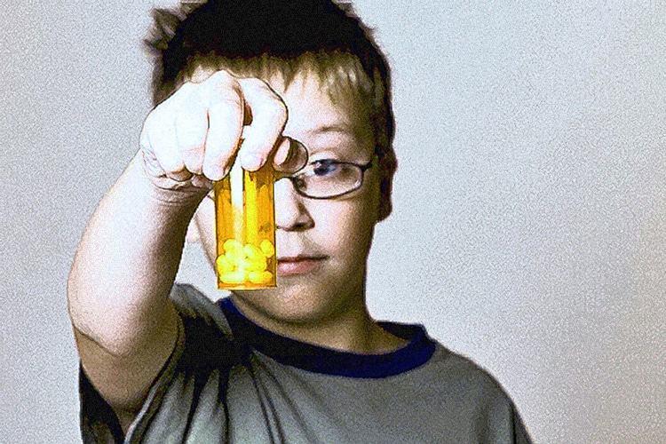 New Study Reveals How ADHD Drugs 'Alter The Structure of Children's Brains' 86