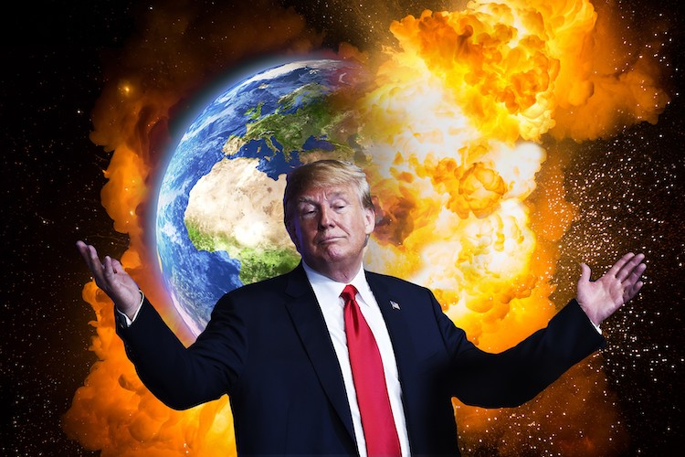 Debunking the Persistent Myth that Trump Opposes War 22