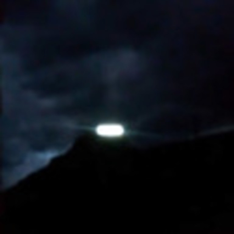 UFO Lands On A Mountain In Trinidad And Filmed By Witnesses 86