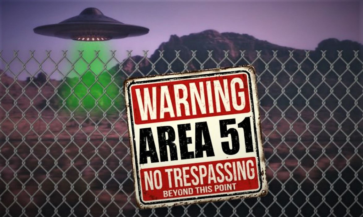 """Facebook removes the """"Assault on Area 51"""" event and then resets it 10"""