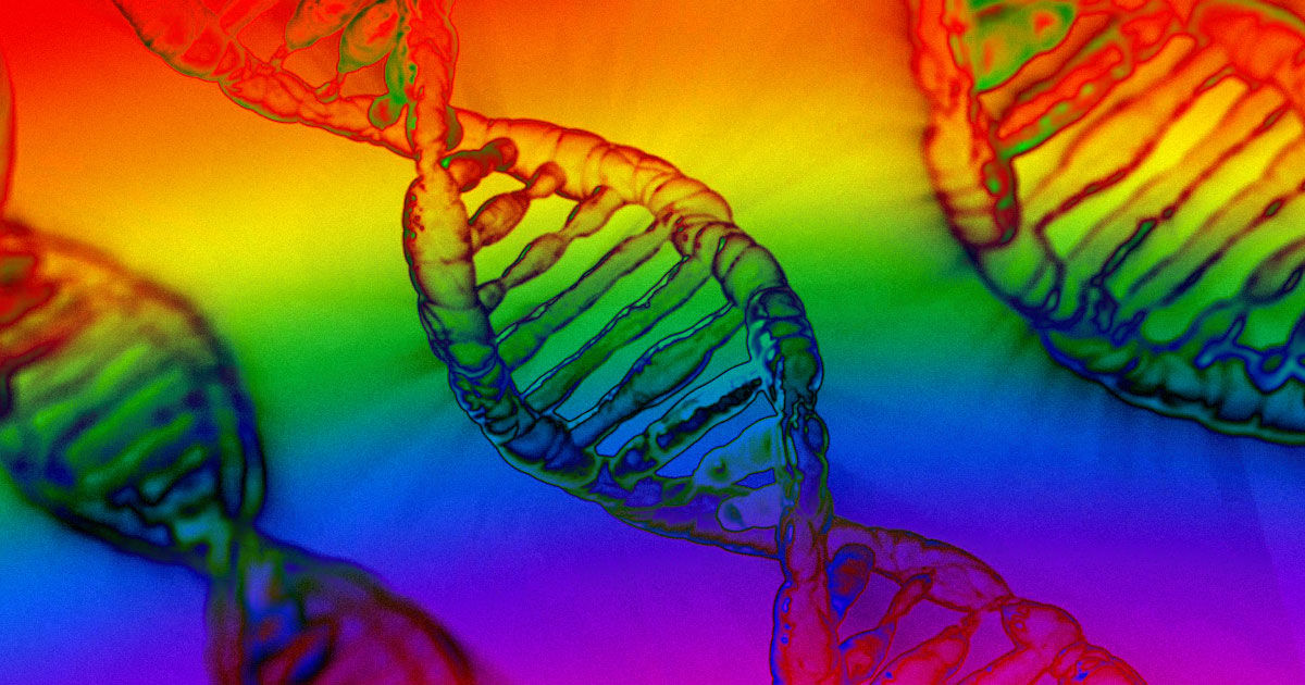"Huge Study Conclusively Debunks the ""Gay Gene"" Myth 86"