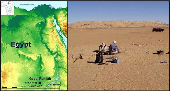 Archaeologists find traces of the mysterious civilization prior to Pharaonic Egypt 86