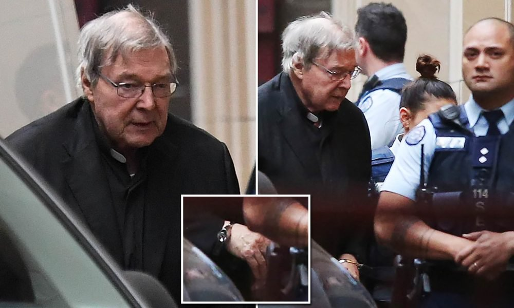 The Most Senior Vatican Official Ever Convicted of Child Sexual Abuse Might Be Set Free Tomorrow 57