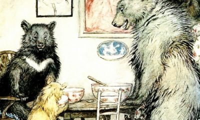 House that Inspired 'Goldilocks and the Three Bears' (Horror Version) is Up for Sale 86