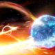Black hole gobbles up neutron star, causing ripples in space and time 94