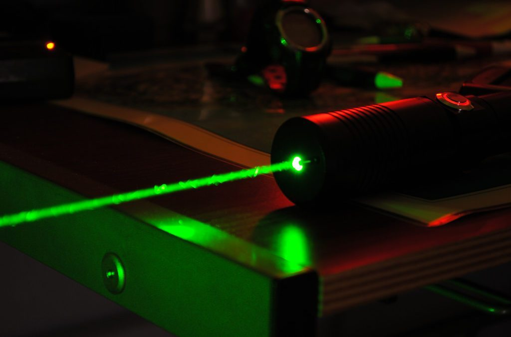 The Pentagon tests a laser that communicate directly to the human mind 1