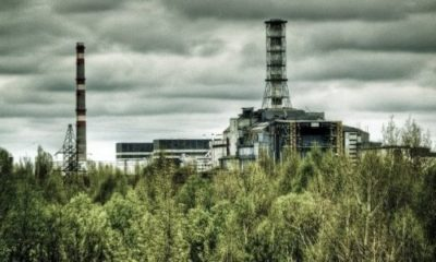 Vodka produced in Chernobyl exclusion zone 95