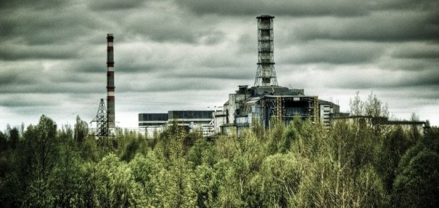 Vodka produced in Chernobyl exclusion zone 17