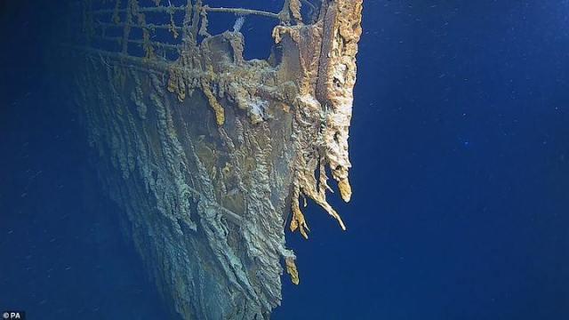 images of the Titanic images of the Titanic