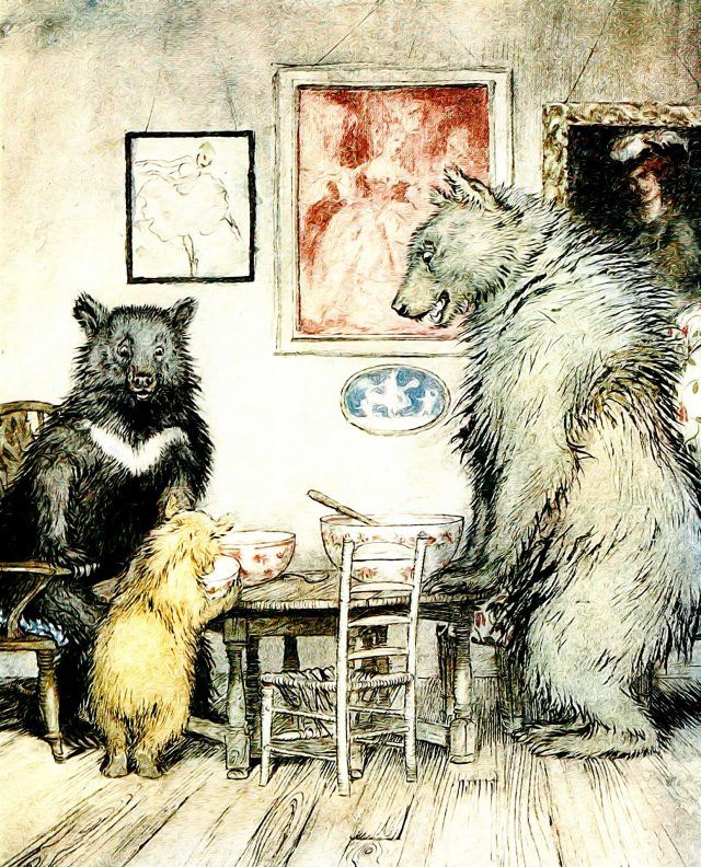 House that Inspired 'Goldilocks and the Three Bears' (Horror Version) is Up for Sale 6