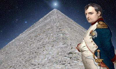 Napoleon slept in the Great Pyramid and what he saw changed history 86