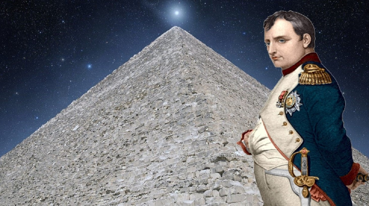 Napoleon slept in the Great Pyramid and what he saw changed history 1