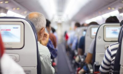 Cameras Installed in Airline Seats Are Now Surreptitiously Record You During Every Flight, Then Store the Video Files Indefinitely 87