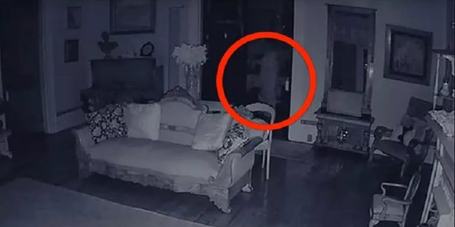 Is this video of a ghost in a white dress the 'Best Ever' footage of a ghost? 3
