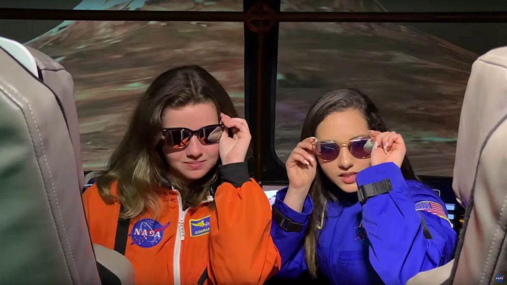 Ariana Grande Responds to NASA Interns Remixing Her Song 86
