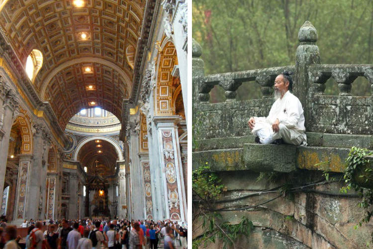 A Taoist Master Explains the Difference Between Religion and Individual Spiritual Cultivation 1