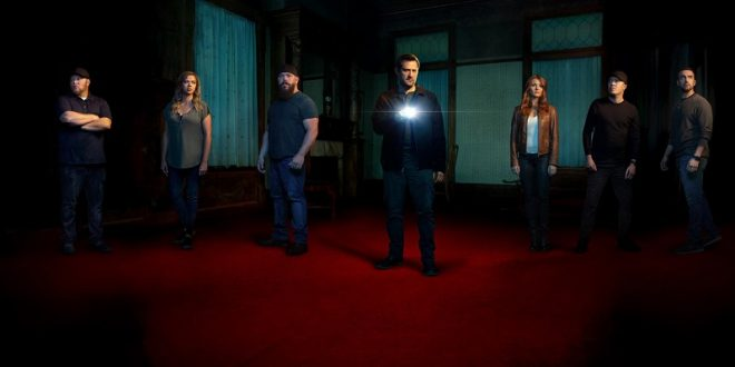 The cast of Ghost Hunters to host panel at AlienCon 13