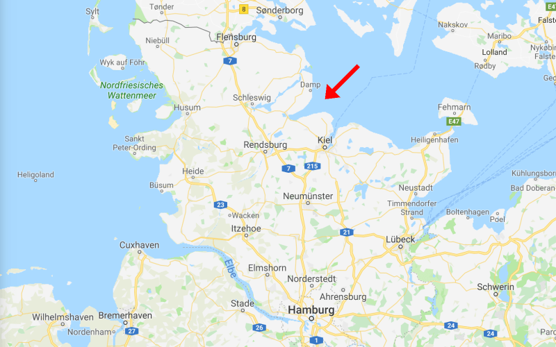 A large underwater observatory in Baltic Sea mysteriously disappears without a trace 89