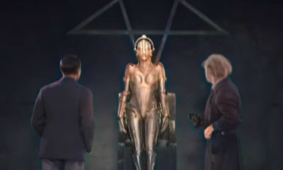 Fans Update Sci-Fi Classic Metropolis with New Color and Sound 113