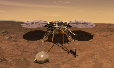 Mysterious Magnetic Pulses at Midnight on Mars – and More 93