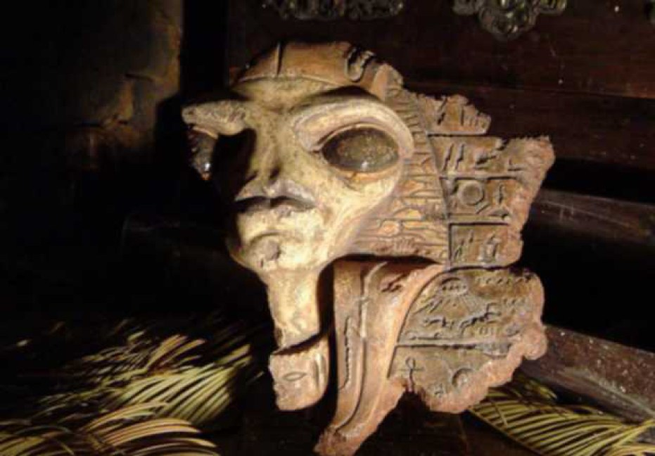 Egyptian Alien Artifacts from Jerusalem at the Rockefeller Museum (Video) 94