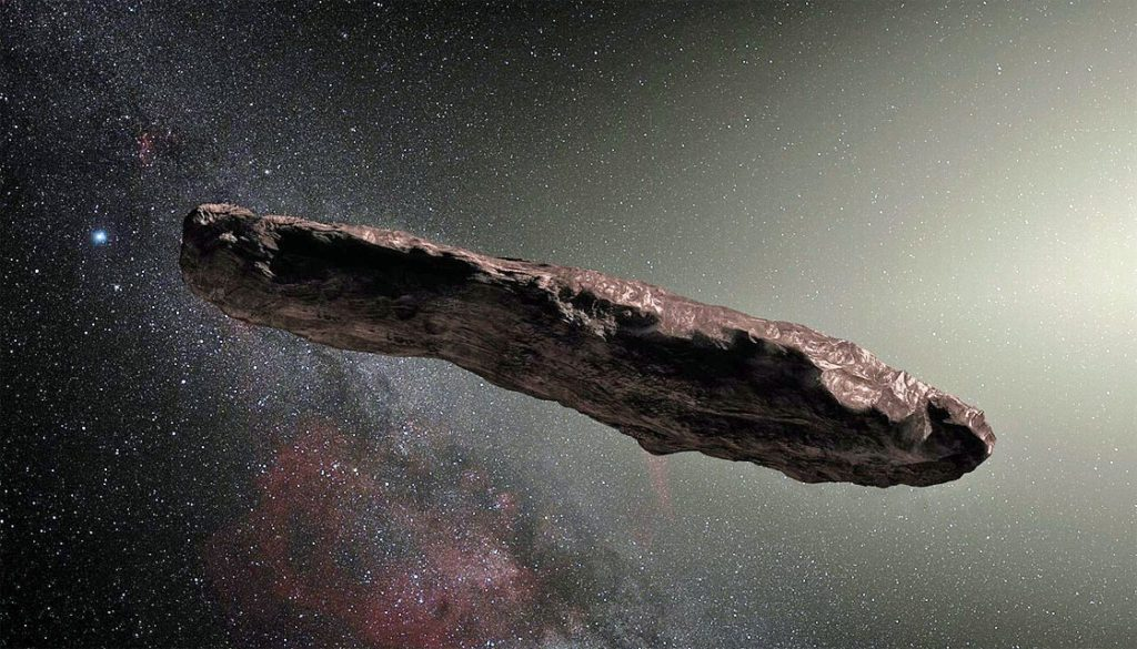 Deep Space Object May Have Been Alien Probe, Harvard Paper Argues! (U.I.P Suggested This Ages Ago!) 8
