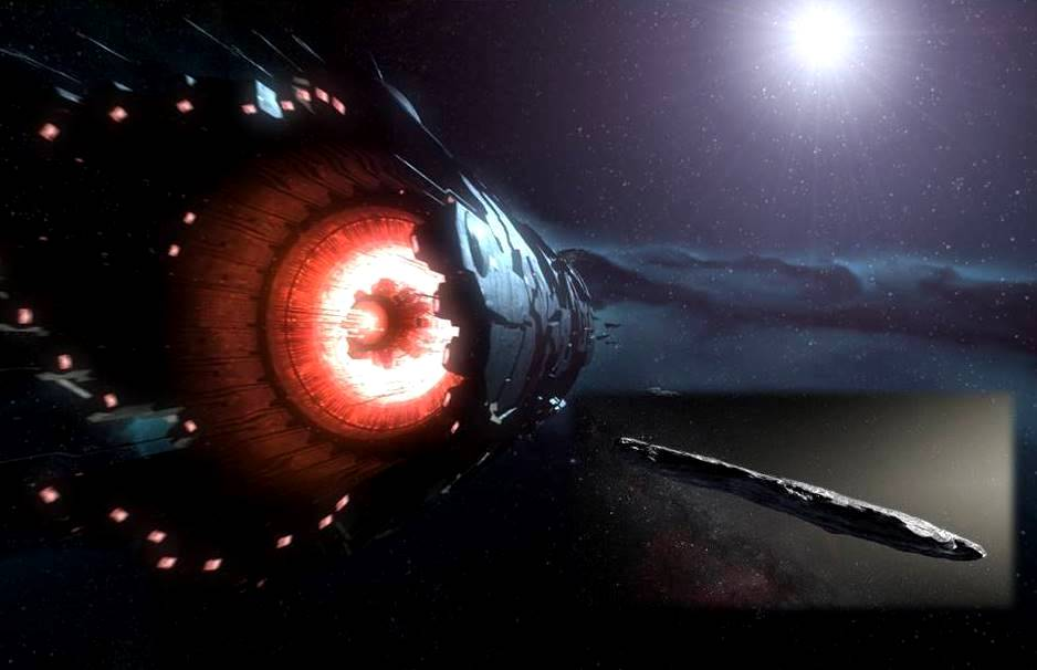 Deep Space Object May Have Been Alien Probe, Harvard Paper Argues! (U.I.P Suggested This Ages Ago!) 9