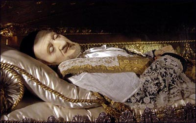 Saint Vincent de Paul (April 24, 1581 - September 27, 1660)
