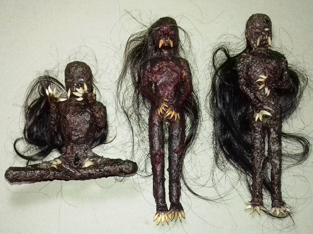 The Bloodthirsty Indonesian Dolls - Fiction or Reality 16