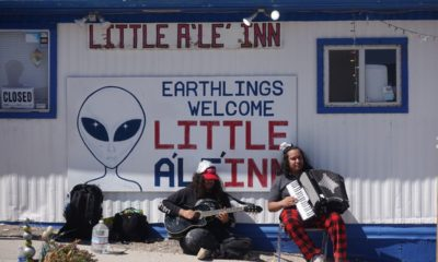 """""""Storm Area 51"""" weekend had neither raids nor aliens. But it wasn't a bust. 89"""