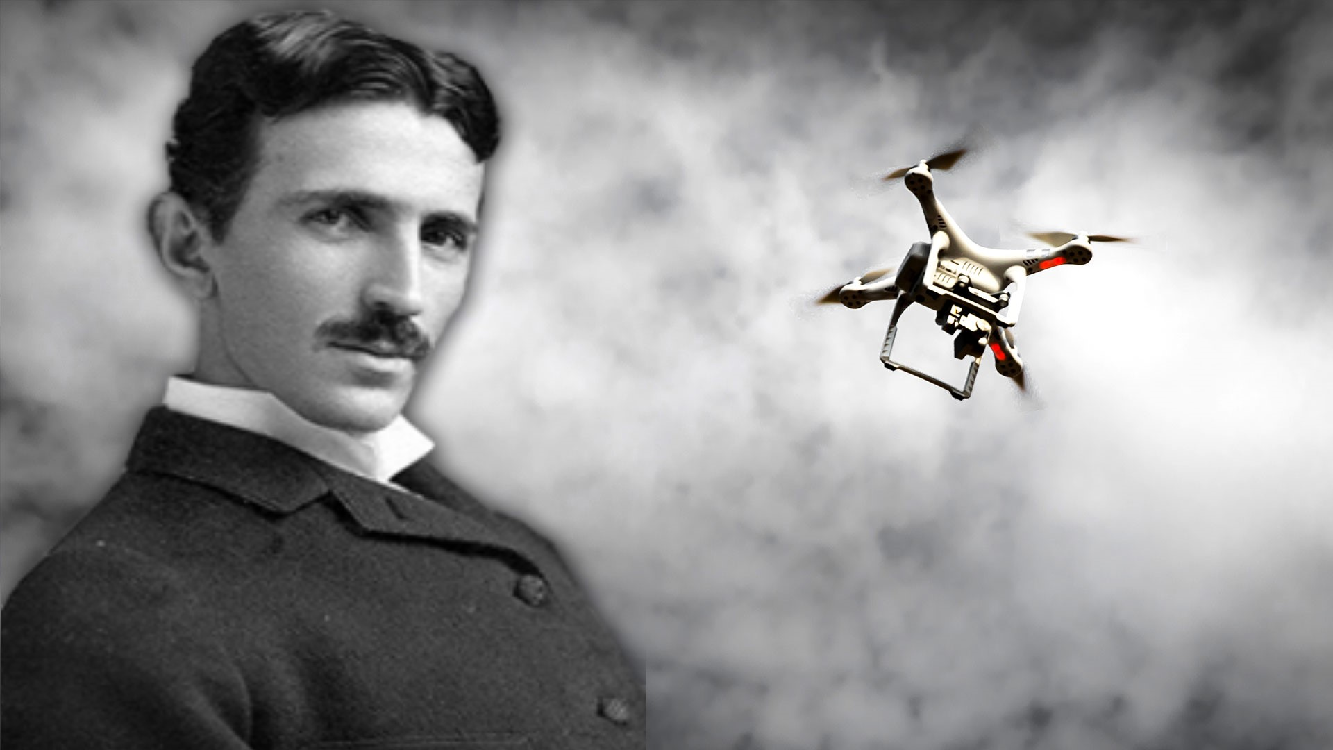 Nikola Tesla patented a Drone in 1898 1