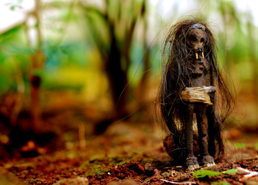 The Bloodthirsty Indonesian Dolls - Fiction or Reality 10