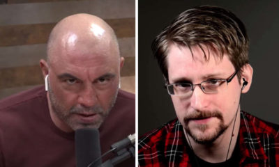 Edward Snowden on the Joe Rogan Podcast 91