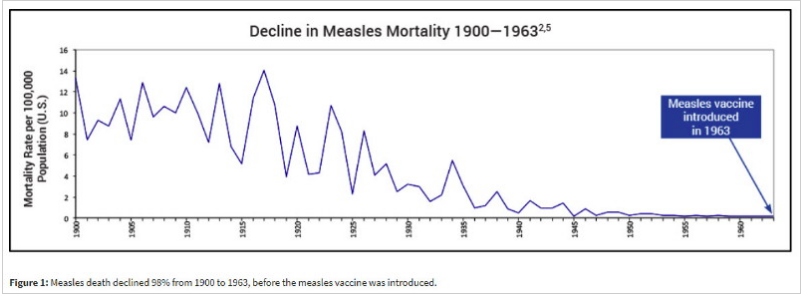 Getting the Measles in Modern-Day America—Not Nearly as Dangerous as Portrayed 91
