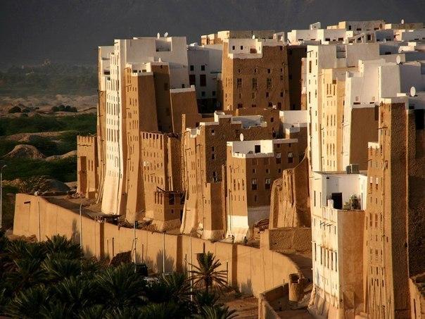 Shibam. Ancient Manhattan in the desert 86